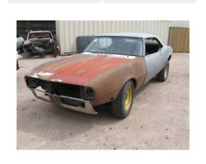 Looking for a 67-69 camero project car to restore