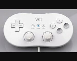 Looking for Wii classic controller
