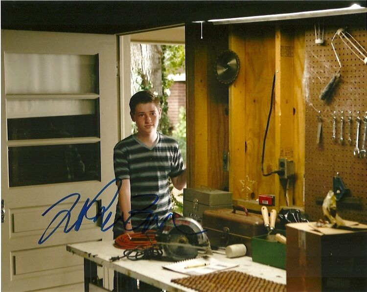 Homeland Jackson Pace Autographed Signed 8x10 Photo COA