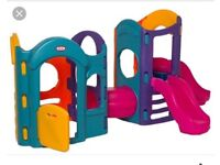 Little tikes 5 in 1 outdoors activity