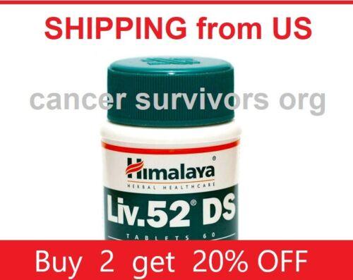 Liv 52 DS - 1 Bottle -  liver care - natural remedies - liver detox