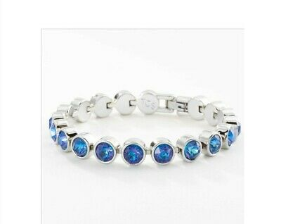 Touchstone Crystal Swarovski Royal Blue Delight Ice