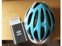 WOMAN/TEEN BELL BIKE HELMET (NEW, NOT USED- EXCELLENT CONDITION)