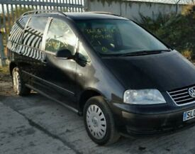 VW SHARAN *BREAKING/SPARES*