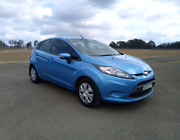 2010 Ford Fiesta Econetic - 1.6 Turbo Diesel Cessnock Cessnock Area Preview