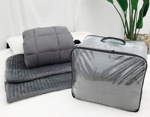 Premium Quality 18lb Sensory Weighted Gravity Blanket
