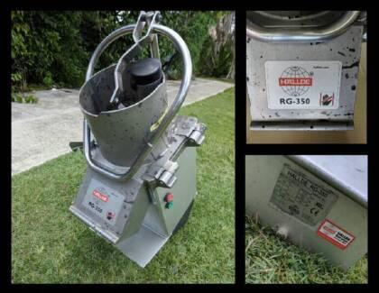 HALLDE Commercial food prep machine RG350