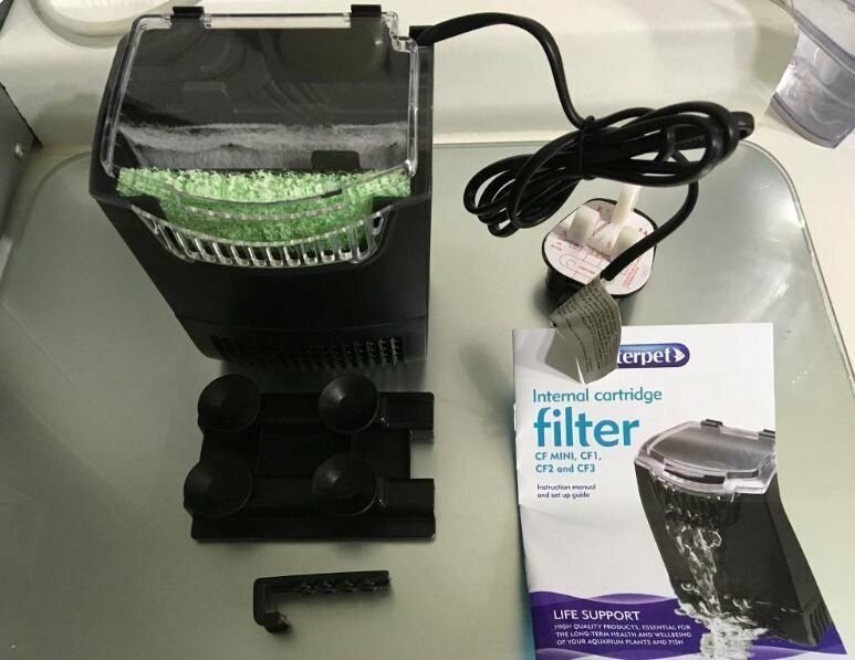 Interpet CF1 Internal fish tank filter NEW | in Lee-on-the-Solent,  Hampshire | Gumtree
