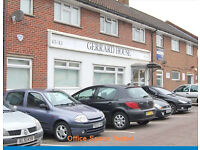** BOREHAMWOOD (WD6) Office Space to Let in Borehamwood