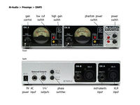 M-Audio DMP3 dual input pre amp