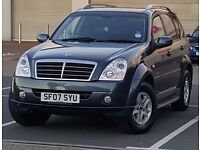 *TOP SPECS* Rexton II 2.7 SX AWD same as Mercedes ML 270 M Class 4x4 Jeep nissan navara, land rover