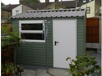 shed wanted - metal or wood