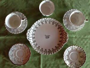 Vintage vaisselle Royal Albert inscrit 25 anniversary Gatineau Ottawa / Gatineau Area image 1
