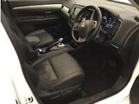 2014 Mitsubishi Outlander 2.0 PHEV GX4h MPV 4x4 5dr (5 seats) PETROL/ELECTRIC wh