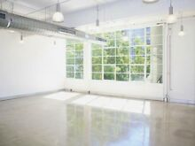 STYLISH WAREHOUSE STYLE CORNER OFFICE SPACE - FURNISHED OR UNFU Rushcutters Bay Inner Sydney Preview