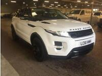 2011 Land Rover Range Rover Evoque 2.2 SD4 Dynamic LUX Coupe 4X4 3dr Diesel whit