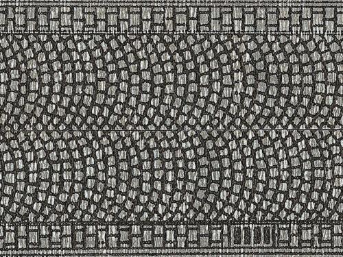 Noch 48430 Tt Gauge, Cobblestones, 39 3/8x2in (1qm = 123,00 Euro)