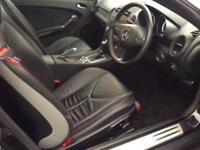 2008 Mercedes-Benz SLK 3.0 SLK280 7G-Tronic 2dr Petrol black Automatic