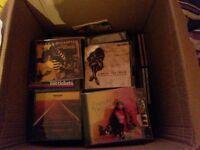 120 + cd's and marantz cd player