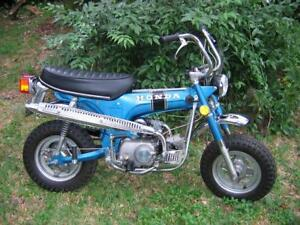 Looking for honda mini trail 50z ct70 ct90