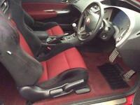 2007 Honda Civic 2.0 i-VTEC Type R GT Hatchback 3dr Petrol red Manual
