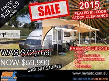 NEW MDC XT-17 OFFROAD HYBRID CARAVAN SALE - CAMPER TRAILER PARK Balcatta Stirling Area Preview