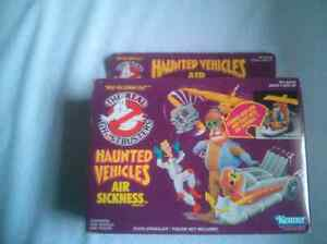 Real Ghostbusters Haunted Vehicles Air Sickness Sealed