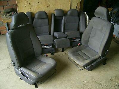 Volvo S40 (V40) 1.9D V Sitz VL + VR Rücksitzbank 5 Kofpstützen mit kindersitze , gebraucht gebraucht kaufen  Wasserlosen