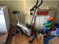 PRO FITNESS EXERCISE BIKE WITH MONITOR