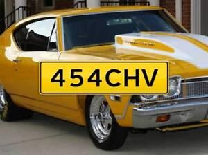 454 CHV -NSW Plates for Chev Big Block Camaro Corvette Holden Car Newcastle Newcastle Area Preview