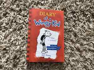 Diary of a wimpy kid Kingston Kingston Area image 1