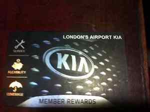 Save Earn $25 free to Purchase Kia rewards card value $70