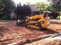 Mini Excavator,Skid steer,Track Loader For Rent! excavation ...