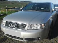 BREAKING 2003 AUDI A4 1.9 DIESEL 6 SPEED -- NO TEXTS PLEASE - NEWRY / ARMAGH