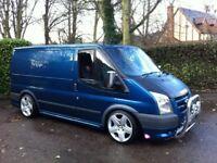 Ford transit mk7 swb/mwb/lwb wanted!!!