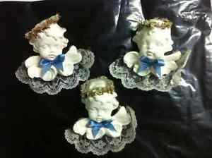 Ceramic angel heads London Ontario image 1