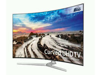 New 49in Samsung Curved HDR 1000 Smart UHD 4K LED TV Freeview HD & FreeSat HD WI-FI VCTRL Warranty