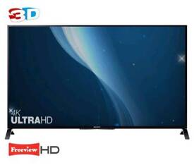 "Sony BRAVIA 55"" KD55X8505B 4K Ultra HD 3D Smart TV"