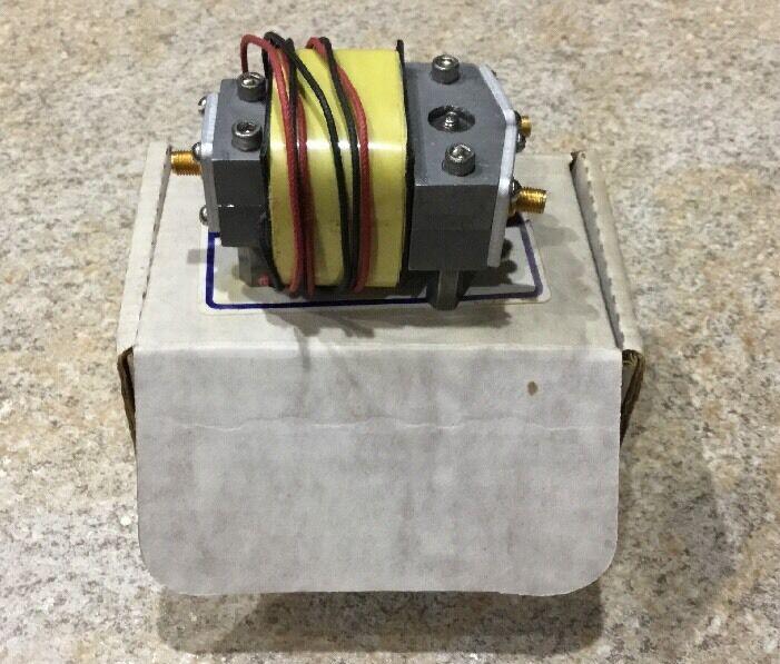 Hewlett Packard HP Model 3106-0016 COAX Switch