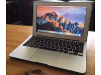 "Apple MacBook Air 11"" i5 64GB SSD 2011 Excellent Condition"