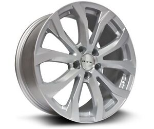 Roues (Mags) 4 saisons RTX OE Hesse Argent - Silver (AUDI)