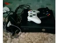 Xbox 360 +2 controllers +Games