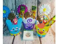 Personalised Easter Surprise Buckets