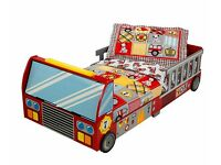 Kidkraft Fire Engine Toddler Bed