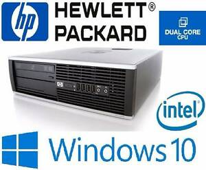 HP DESKTOP COMPUTER, WINDOWS 10 PRO, INTEL, WIFI Ringwood Maroondah Area Preview