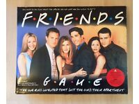 Friends board game, cellophane off but not ever played. Others advertised used, on eBay for £15.