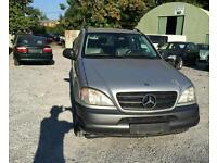 Africa exporters !!! Mercedes Benz ML Left hand drive