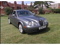 Jaguar S Type 3.0 Sport Auto 2004