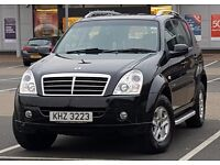 2008 Rexton II 270 Same as Mercedes ML 270 *HPI Clear, Reliable SUV Jeep* nissan navara land rover