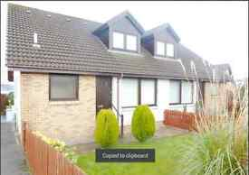2 bed fourplex property to let in Cradlehall